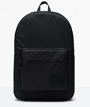 a5d9e3b741d Herschel Supply Co. Pop Quiz Light Black Backpack