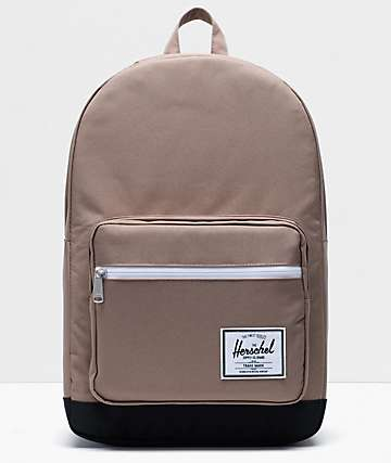 Herschel Supply Co. Pop Quiz Pine Bark & Black Backpack