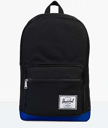 Herschel Supply Co. Pop Quiz Surf The Web Black 22L Backpack