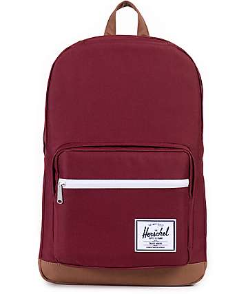 Herschel Supply Co. Pop Quiz Windsor Wine 20L Backpack