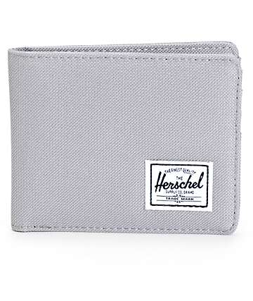 Herschel Supply Co. Roy Grey Bifold Wallet