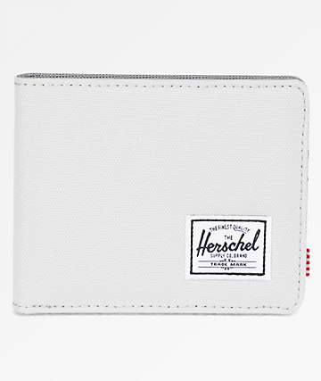 Herschel Supply Co. Roy Lunar Rock & Grey Bifold Wallet