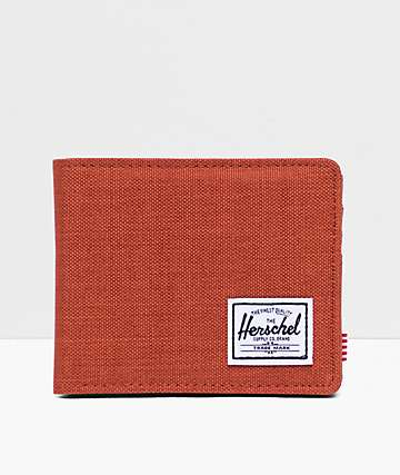 Herschel Supply Co. Roy Picante Crosshatch Bifold Wallet