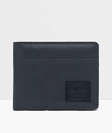 Herschel Supply Co. Roy Reflective Black Wallet