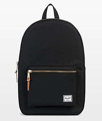 Herschel Supply Co. Settlement Black 11L Backpack