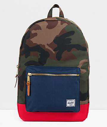 60ab64531855 Herschel Supply Co. Settlement Camo