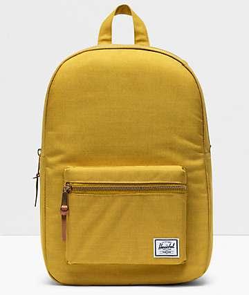 Herschel Supply Co. Settlement Mid Arrowwood Crosshatch Backpack