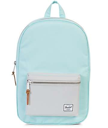 Herschel Supply Co. Settlement Mid Blue Tint Backpack