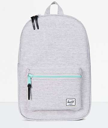 Herschel Supply Co. Settlement Mid Light Grey 17L Backpack
