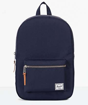 Herschel Supply Co. Settlement Mid Peacoat Backpack