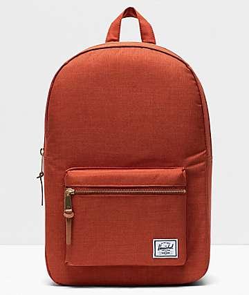 Herschel Supply Co. Settlement Mid Picante Crosshatch Backpack