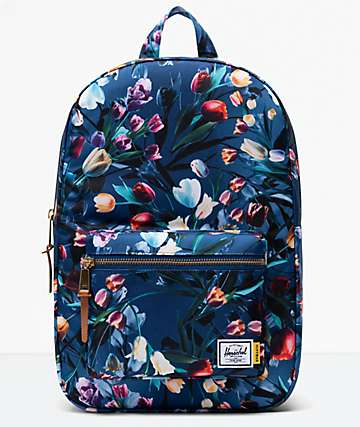 Herschel Supply Co. Settlement Mid Royal Hoffman Backpack
