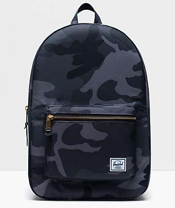 Herschel Supply Co. Settlement Night Camo Backpack