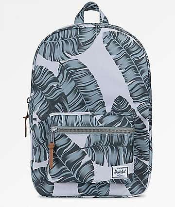 Herschel Supply Co. Settlement Silver Birch Palm 23L Backpack