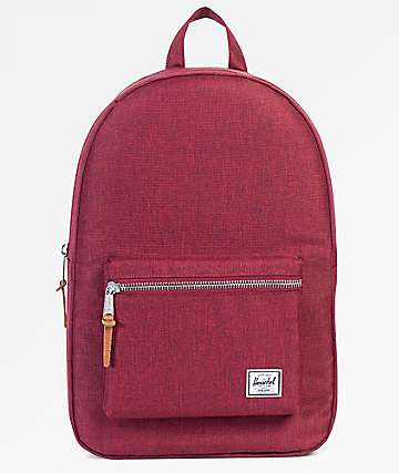 Herschel Supply Co. Settlement Winetasting Crosshatch 23L Backpack