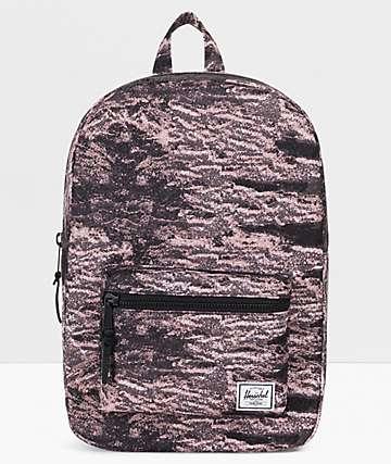 Herschel Supply Co. Settlement mochil rosa y gris