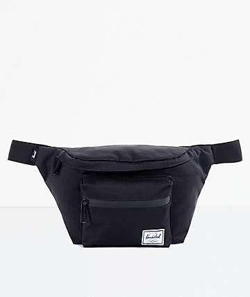 Herschel Supply Co. Seventeen All Black Fanny Pack