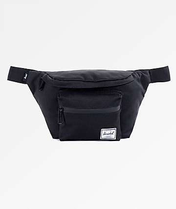 Herschel Supply Co. Seventeen Black & Black 3.5L Fanny Pack
