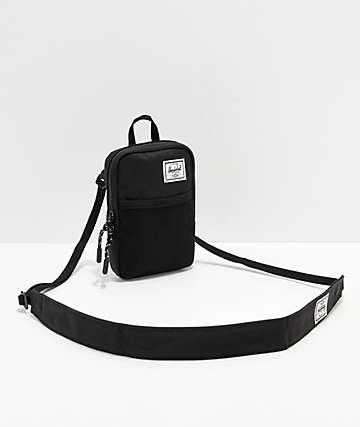 Herschel Supply Co. Sinclair bolsa negra de 0.5L