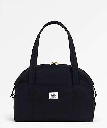 Herschel Supply Co. Strand Black 11L Mini bolso de viaje