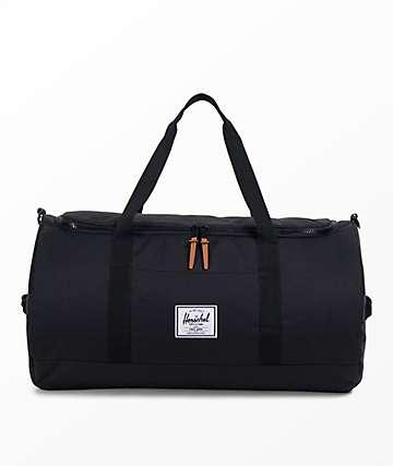 Herschel Supply Co. Sutton 46.5L bolso de viaje en negro