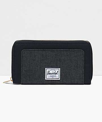 Herschel Supply Co. Thomas Black Wallet
