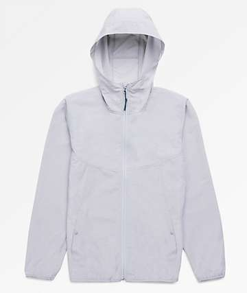 Herschel Supply Co. Voyage Wind Light Grey Jacket