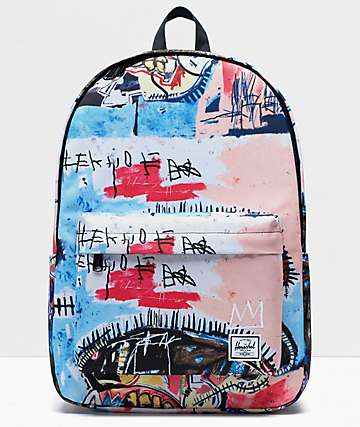 Herschel Supply Co. x Basquiat Classic XL Backpack
