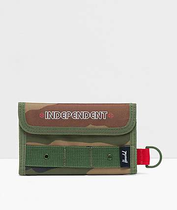 Herschel Supply Co. x Independent Fairway Camo Wallet