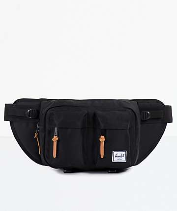 Herschel Supply Eighteen riñonera negra