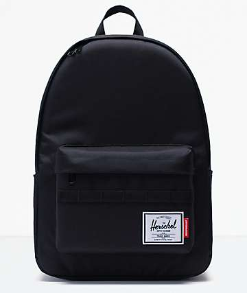 Herschel x Independent Classic XL Black 30L Backpack