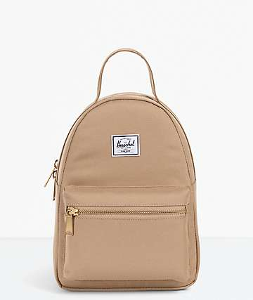 Hershel Supply Co. Nova Kelp Mini Backpack