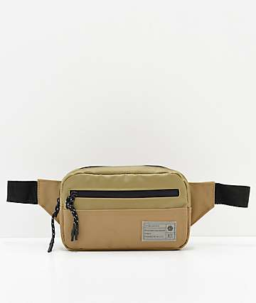 Hex Tan Waist Pack