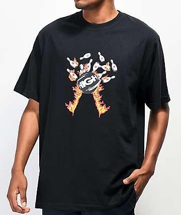 High Company Strike Black T-Shirt