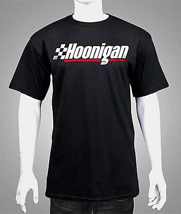 Hoonigan Fastest Lap Black T-Shirt