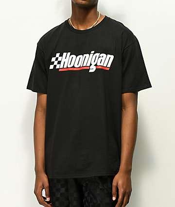 Hoonigan Fastest Lap camiseta negra