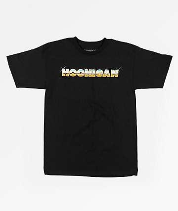 Hoonigan Hoonmania Black T-Shirt