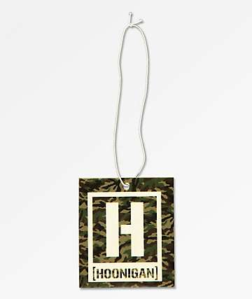 Hoonigan Icon Camo Air Freshener