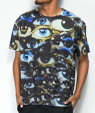Host Error Retinals camiseta de ojos