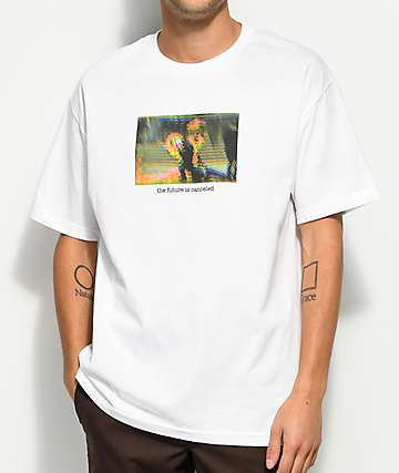 Host Error They Don't Love Us White T-Shirt