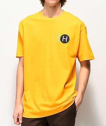 Howl Standard Mustard T-Shirt