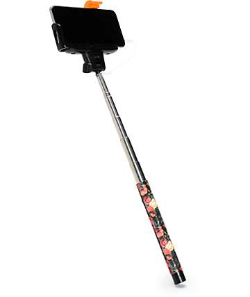 Hype Floral Print Selfie Stick