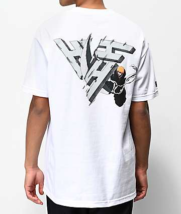 Hypland x Bleach Ichigo White T-Shirt