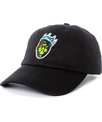 Hypnotize Crown Spill Black Dad Hat