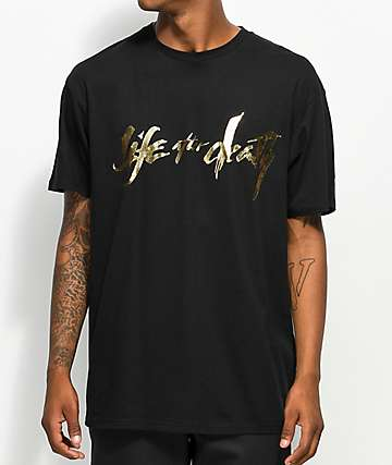 Hypnotize Life After Death Tour Black T-Shirt