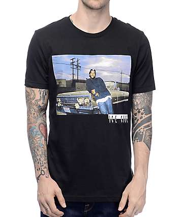 Ice Cube Impala Black T-Shirt