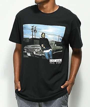 Ice Cube Impala Black T-Shirt