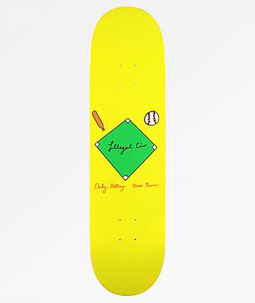 "Illegal Civilization Cartoon Sports Club 8.25"" Skateboard Deck"
