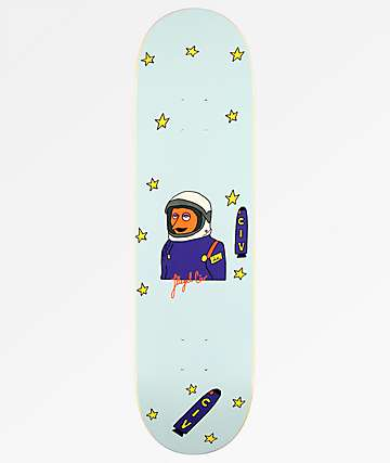 "Illegal Civilization Space Explorers 8.38"" Skateboard Deck"