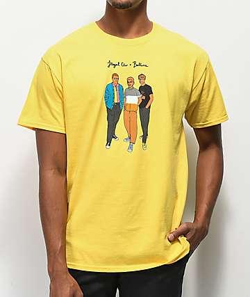 Illegal Civilization Team camiseta amarilla